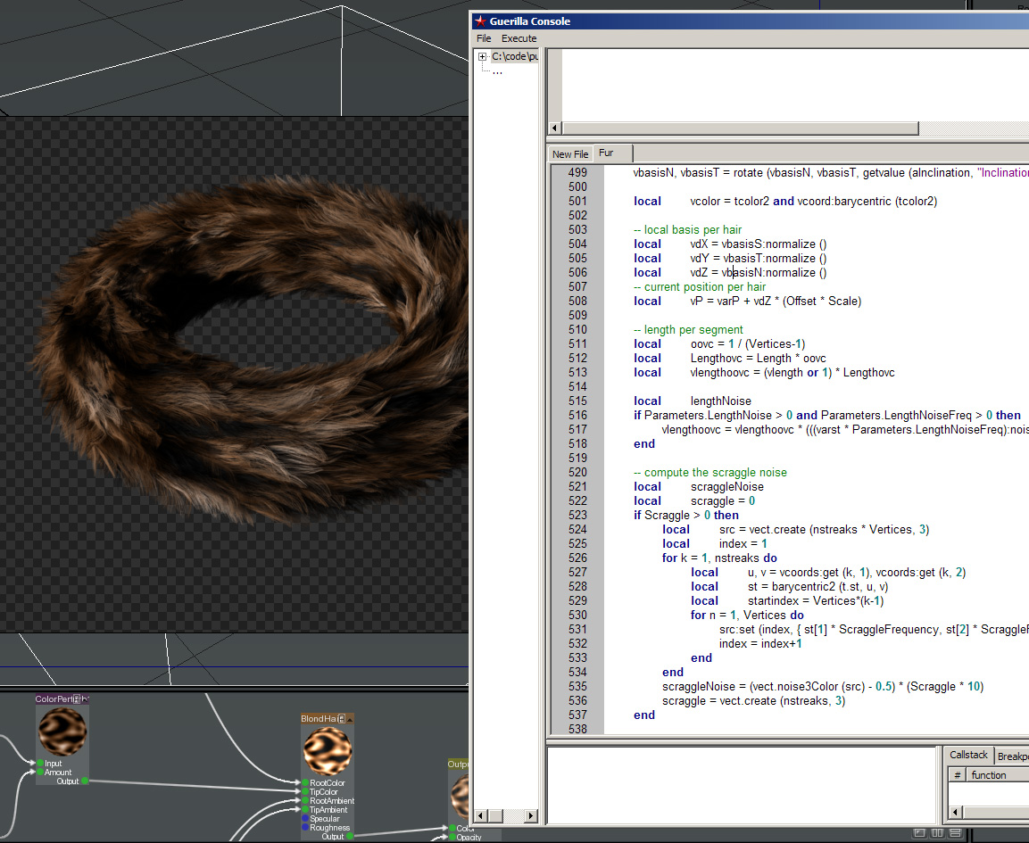 http://www.guerillarender.com/images/furcode.jpg
